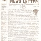 Marquetry Society Of America News Letter October 1981 Not PDF Patterns Artistry In Wood