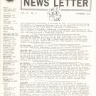 Marquetry Society Of America News Letter November 1981 Not PDF Patterns Artistry In Wood