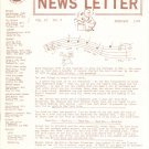 Marquetry Society Of America News Letter February 1982 Not PDF Patterns Artistry In Wood