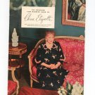 Vintage The Arcadian Club Members Book Of China Etiquette Emily Post  Home Decorators Inc.