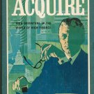 Vintage Acquire Bookshelf Games 3M Minnesota Mining Manufacturing High Finance