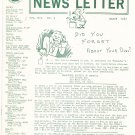 Marquetry Society Of America News Letter March 1983 Not PDF Patterns Artistry In Wood