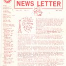 Marquetry Society Of America News Letter May 1983 Not PDF Patterns Artistry In Wood