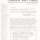 Marquetry Society Of America News Letter February March 1984 Not PDF Patterns Artistry In Wood