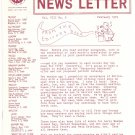 Marquetry Society Of America News Letter February 1979 Not PDF Patterns Artistry In Wood