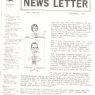 Marquetry Society Of America News Letter September 1985 Not PDF Patterns Artistry In Wood