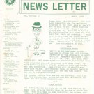 Marquetry Society Of America News Letter March 1985 Not PDF Patterns Artistry In Wood
