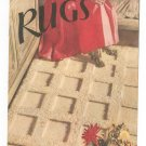 Vintage Rugs Star Book 51 American Thread