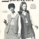 Vintage Spinnerin Crochet A Complete Peek A Boo Wardrobe Craft Book 202