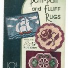 Vintage Pom Pon And Fluff Rugs Book 800 Lily Rug Yarn
