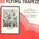 Vintage The Man On The Flying Trapeze The Kidoodlers On Cover Sheet Music Calumet