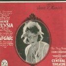 Vintage Caresses James Monaco Sheet Music Afgar