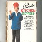 Pasquale's Kitchen Express Volume One Cookbook Pasquale Carpino