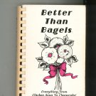 Better Than Bagels Cookbook Congregation Shaarey Zedek Sisterhood Michigan Regional