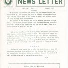 Marquetry Society Of America News Letter January 1978 Not PDF Patterns Artistry In Wood
