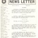 Marquetry Society Of America News Letter June 1977 Not PDF  Artistry In Wood