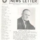 Marquetry Society Of America News Letter May 1977 Not PDF Patterns Artistry In Wood