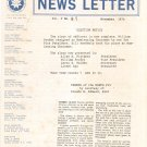 Marquetry Society Of America News Letter November 1976 Not PDF Patterns Artistry In Wood