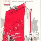 Vintage IAEI News Magazine September 1968 Not PDF Electrical Inspectors