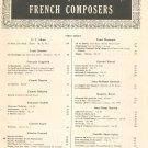 Vintage Marche Funebre d'une Marionnette Sheet Music Charles Gounod