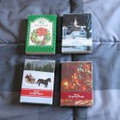 Lot Of 4 Assorted Avon Fragrance Cartridges Sealed Mood Creations Winter Holiday