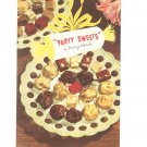 Vintage Party Sweets by Mary Blake Recipes Cookbook / Booklet 1961 Carnation