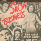 It Had To Be You Show Business Jones & Kahn Sheet Music Remick Vintage