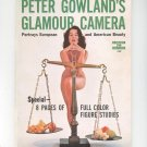 Vintage Peter Gowland's Glamour Camera Photography Fawcett Book 430 Not PDF