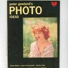 Vintage Peter Gowland's Photo Ideas Whitestone Book 33 Not PDF