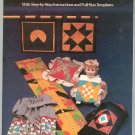 Small Patchwork Projects by Barbara Brondolo Instructions & Templates 0486240304