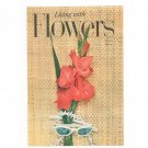 Vintage Living With Flowers Summer Edition 1953 General Motors