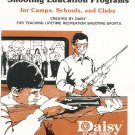 Vintage Daisy Shooting Education Programs Brochure With Price List