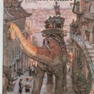Smithsonian Magazine September 1995 Back Issue Not PDF Dinotopia James Gurney