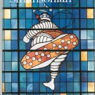Smithsonian Magazine November 1990 Back Issue Not PDF Michelin Man Stained Glass