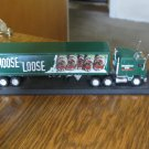 Moosehead Beer The Moose Is Loose Diecast Tractor Trailer Truck Model