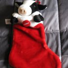 Sargento Mootown Christmas Stocking Cow Head Very Nice