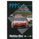 1995 Watkins Glen NASCAR Racing Brochure