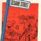 Vintage Sesame Street Music Book C & G Chord Organ Volume 1