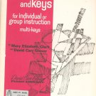 Chords And Keys Level Two Mary Clark & David Glover Multi Keys