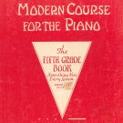 John Thompsons Modern Course For The Piano Fifth Grade Book Vintage Willis Music Co.