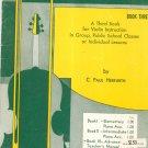 Vintage A Tune A Day Book Three Violin C. Paul Herfurth Boston Music Company
