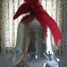 International Silver 1996 Bell Christmas Ornament 1996 NTS