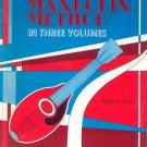 Vintage William Place Mandolin Method Volume Two