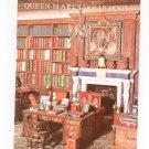 Queen Mary's Dolls House Souvenir Guide Book 0853722471