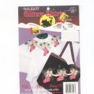 Holiday Glitzy Shirts Iron On Stocking Garland 33127 In Package