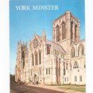 York Minster Guide Book Pitkin