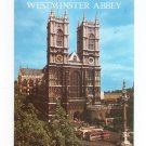 Westminster Abbey Guide Book Pitkin