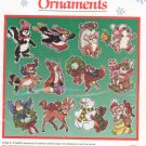 Dimensions Christmas Critters Ornaments Linda Powell 9075 Cross Stitch In Package