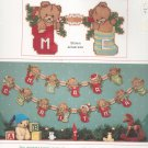 Sunset Merry Christmas Garland Ruth Morehead Cross Stitch Kit In Package 18311