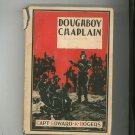Vintage Doughboy Chaplain by Capt. Edward K. Rogers Signed